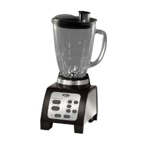 Oster BRLY07 600-Watt Fusion Blender with Food Processor Attachment, Black by Oster [並行輸入品]