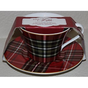 222Fifth WexfordレッドCup and Saucer