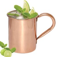 Copper Cup Kings - 100% Pure Copper Mug 14 Oz. by Copper Cup Kings