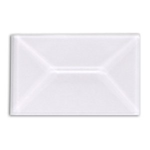 1 X 1-1/2 Rectangle Bevel Box Of 30 by Delphi Glass