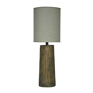 Crestview Collection Refined Tree Trunk Resin Table Lamp by Crestview Collection