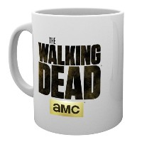 GB eye Limited The Walking Dead Logo Mug ,マルチカラー