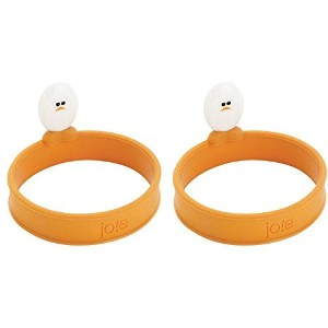 Joie Roundy Silicone Egg Ring by MSC International