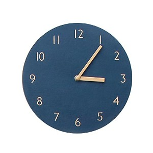 SANDWICH CLOCK RETORO NAVY