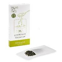 Tea Filters For Loose Leaf Tea - Disposable Paper Filters For Individual Cups Of Tea (60-pk) (XL-...
