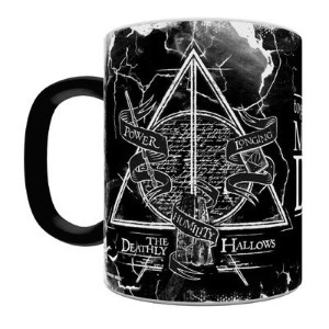World of Harry Potter (The Deathly Hallows) Heat-Activated Morphing Mug by Morphing Mugs