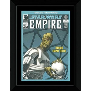 Star Wars - Empire: Behind Enemy Lines Framed Mini Poster - 14.7x10.2cm