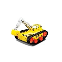 Maisto Assembly Line Power Builds - Backhoe Excavator (Styles May Vary) [並行輸入品]