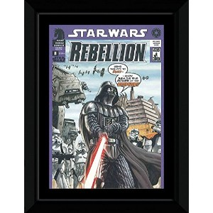 Star Wars - Rebellion Framed Mini Poster - 14.7x10.2cm