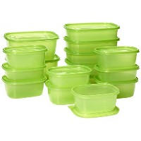 Debbie Meyer 32 Piece UltraLite GreenBoxes - Green [並行輸入品]