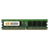 2GB Kit [2x1GB] ECC RAM Memory Upgrade for the Dell PowerEdge SC420 and SC440 Desktop Systems (DDR2...