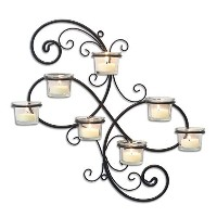 Stonebriar Tealight Wall Sconce Candle Holder by CKK [並行輸入品]