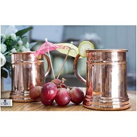 cwc Set of 2 TANKARD Moscow Mule Copper mugs All New Released With Free Gifts And Bags For Everyone...