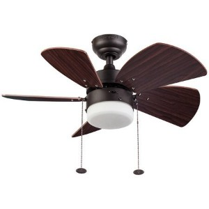 30 Honeywell Lenox Ceiling Fan, Bronze by Honeywell