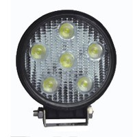 CSI W4901 LED Work Light, Round, 4.5' [並行輸入品]