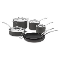 All-Clad NS1 Nonstick Induction 10-Piece Cookware Set [並行輸入品]