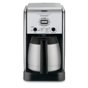 Cuisinart DCC-2750 Extreme Brew 10-Cup Thermal Programmable Coffeemaker, Silver [並行輸入品]