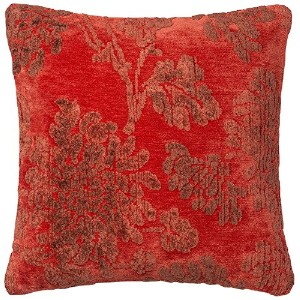 POLY SET Loloi PSETGPI13CO00PIL3 Coral Decorative Accent Pillow, 22' x 22' [並行輸入品]