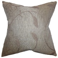 The Pillow Collection KING-M-ALAMO-JAVA Java Delyth Floral Bedding Sham, King/20' x 36' [並行輸入品]