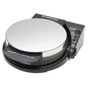 Chef's Choice 830B WafflePro Classic Belgian Waffle Maker by Chef's Choice
