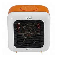 Hanil Cube HEF-720 Portable Electric Compact Mini Heater Fan Hanil Cube HEF-720ポータブル電気コンパクトミニヒーターファン...
