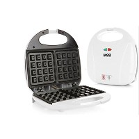 BSW BS-15075-WM Waffle Maker ワッフルメーカー 220V Non Stick Coating (海外直送品)