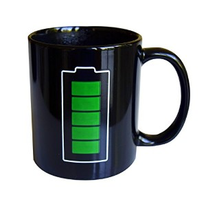 Battery Thermos Effect Mug