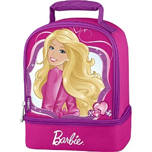 Thermos Dual Lunch Kit, Barbie