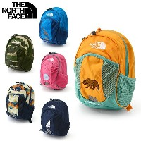 THE NORTH FACE K HOME SLICE / キッズホームスライス [8L] ■NMJ71656-MG【キッズ&ベビー カバン 鞄 かばん バック バッグ リュック バックパック 子供...
