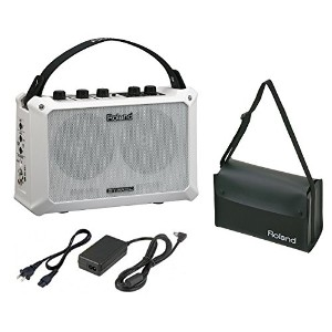 【ACアダプター+キャリングバッグ付】Roland ローランド MOBILE BA Battery Powered Stereo Amplifier