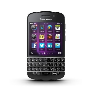 BlackBerry - Q10 SQN100-3 - Smartphone BlackBerry 10 16 Go Noir - Qwerty