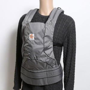 【SALE 30%OFF】エルゴベビー ergobaby Baby Carrier -Urban (Chic-Graphite )