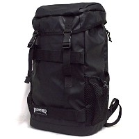 スラッシャー THRASHER THRFL-8900 BACKPACK(BLACK MAG LOGO)