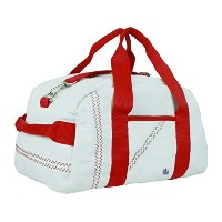 Sailor Bags 409-R Mini Duffel, Red