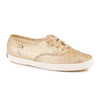 [Keds] Keds - Met Leather Gold [並行輸入品] - WH54529 - Size: 25.0
