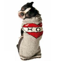 Chilly Dog Tattooed Mom Dog Sweater, 3XX-Large by Chilly Dog