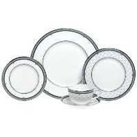 Royal Doulton Countess 5-Piece Place Setting, Service for 1 by Royal Doulton