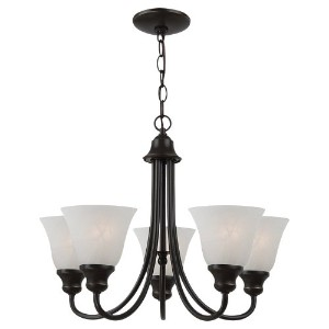 Sea Gull Lighting 35940-782 5-Light Chandelier Light by Sea Gull Lighting