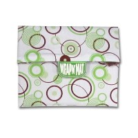 Wrap-N-Mat 30404 Placemat, Hungry Circles by Wrap-N-Mat