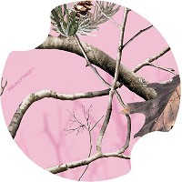 Thirstystone Realtree Car Cup Holder Coaster, Pink, by Thirstystone