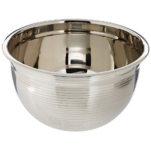 ExcelSteel Mixing Bowl, 2.5 quart, Stainless Steel by ExcelSteel
