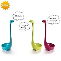 Smartive Set of 3 Nessie Ladles by IDS