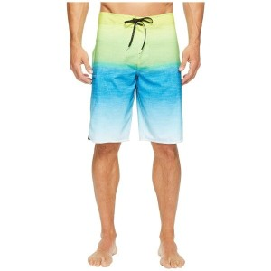 オニール O'Neill メンズ 水着 海パン【Superfreak Fader Superfreak Series Boardshorts】Lime