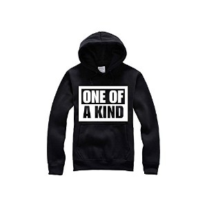 BIGBANG グッズ ONE OF A KIND パーカー 応援服 ビッグバン G-DRAGON ジヨン 着用 Ruleronline (XL)
