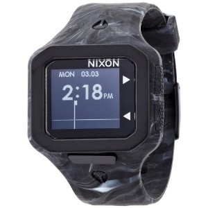 [ニクソン]NIXON SUPERTIDE: MARBLED BLACK SMOKE NA3161611-00 メンズ 【正規輸入品】