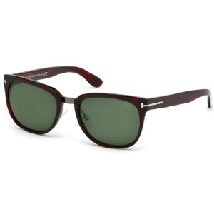 Tom Ford TF 290 Rock 52N Red Havana Sunglasses