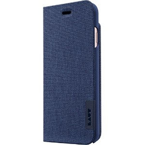 LAUT APEX KNIT INDIGO iPhone7(4.7インチ)用ケース iPhone7 LAUT-IP7-AK-IN (4895206900171)