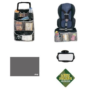 Jeep Car Seat Starter Kit by Jeep
