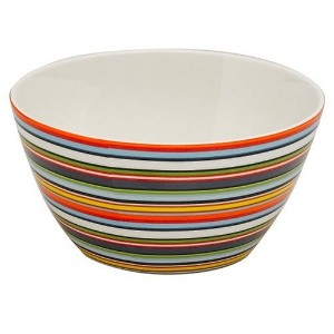 Iittala Origo Bowl, Orange by Iittala