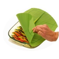 Charles Viancin Medium Banana Leaf Lid 9 X 9 by Charles Viancin